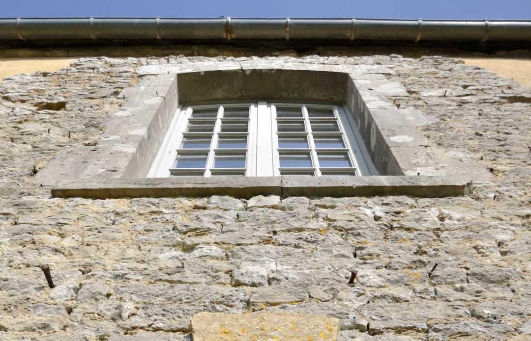 Manoir de Donville construction historique