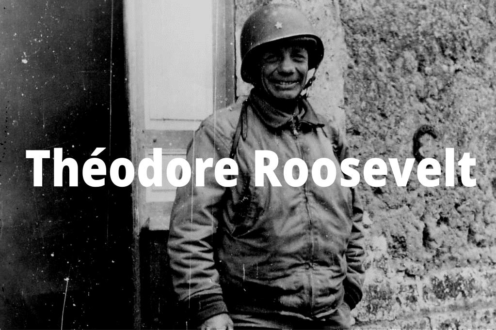 Théodore Roosevelt à Méautis en Normandie