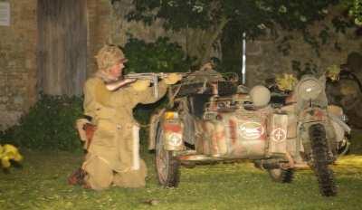 Camp de reconstitution Bloody Gulch Normandie (19)