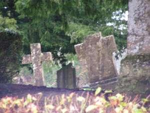 Tombes familles Gislot 18 et 19è siècle - Cimetière de Donville
