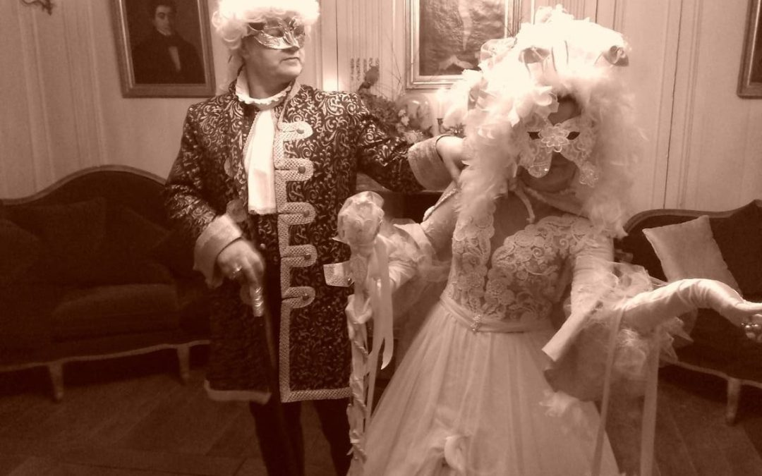 Chandelles, carnaval et musique baroque au Manoir