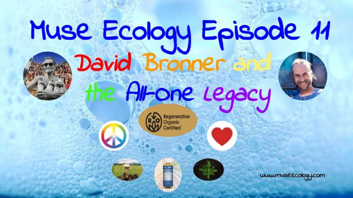 #11 David Bronner and the All-One Legacy