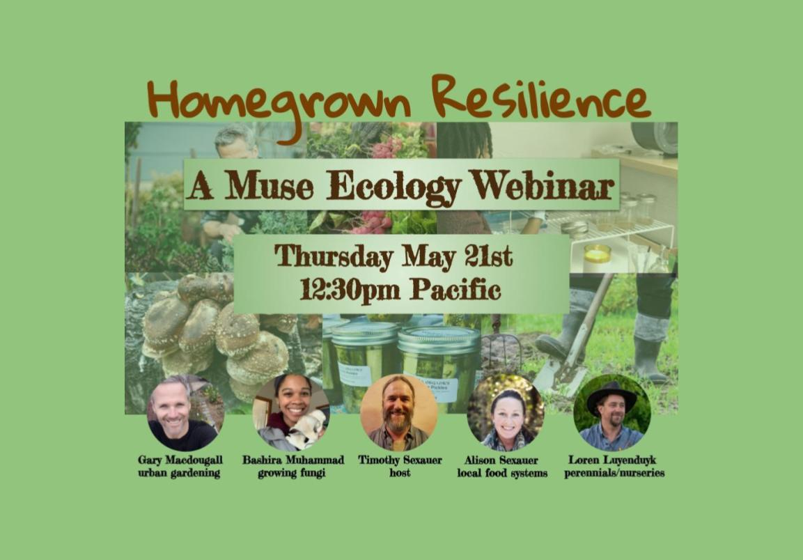 Homegrown Resilience Webinar