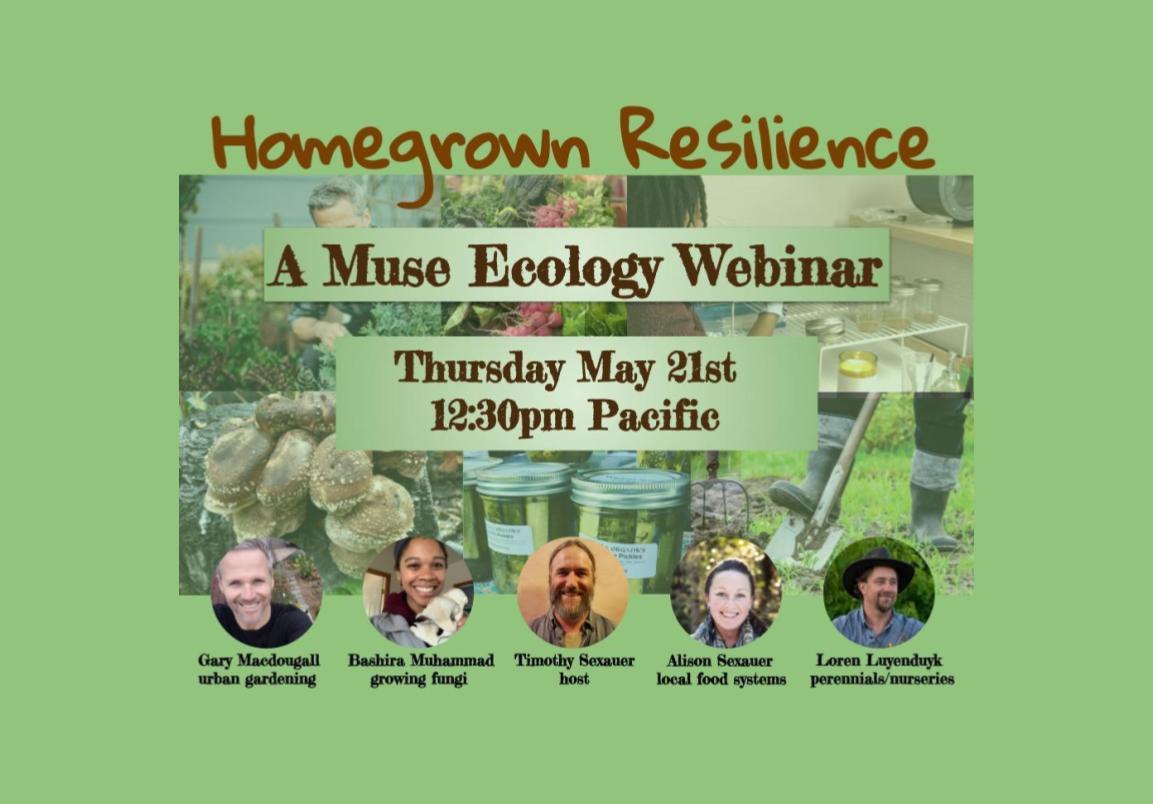 Homegrown Resilience Webinar