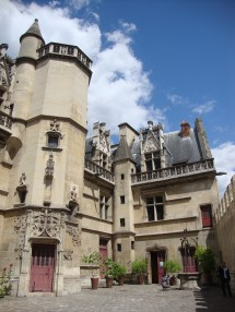 Le Mus National Du Moyen-age Paris 75