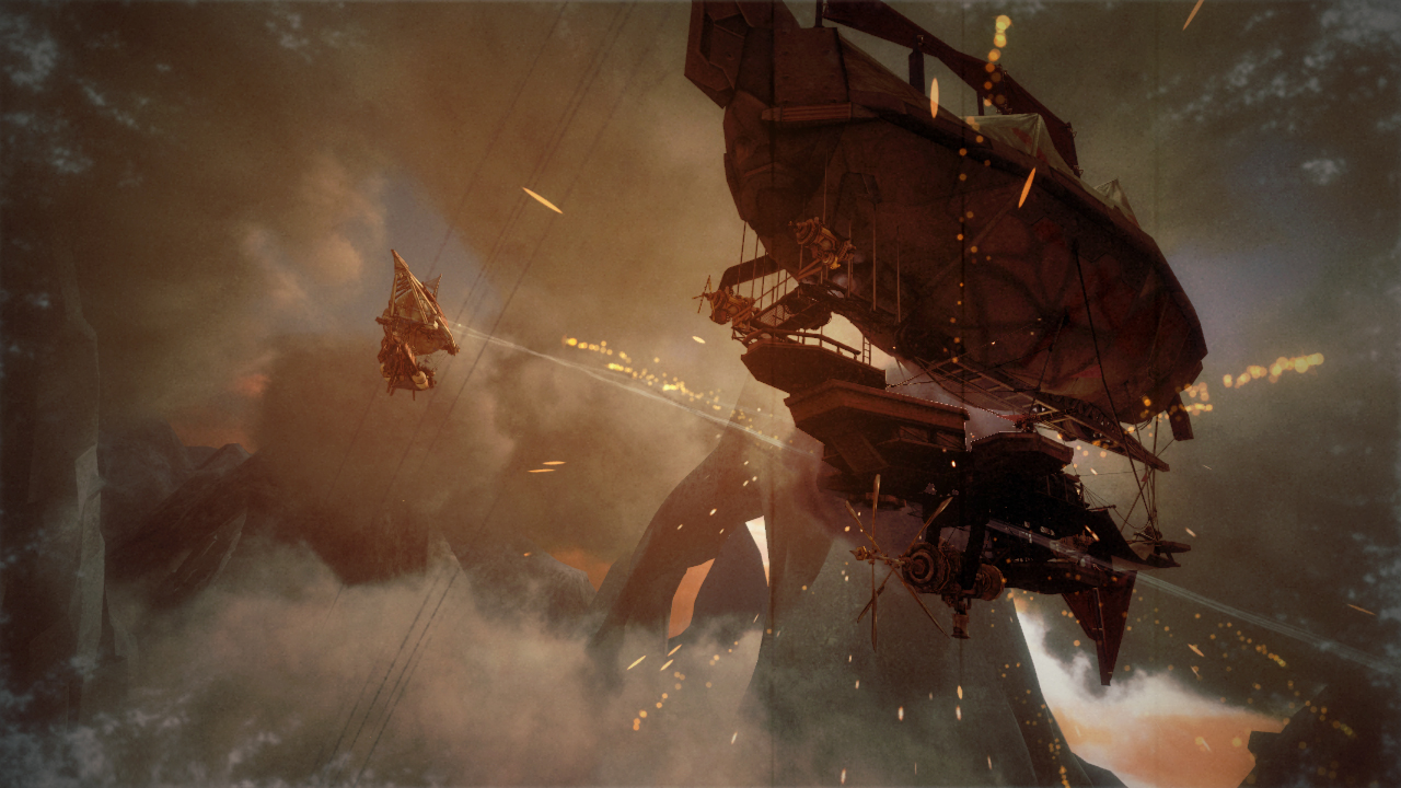 Landscape With The Fall Of Icarus Wallpaper Guns Of Icarus Online Muse Games
