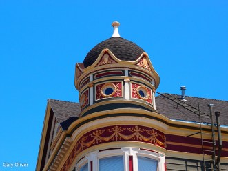 Architecture - South Van Ness
