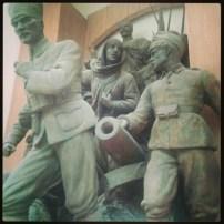 Gruppo della battaglia di Sakarya - Monumento alla Repubblica Turca