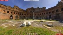 Tour virtuale dei Mercati di Traiano
