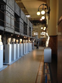 Centrale Montemartini - Museum View