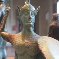 #larteinmaschera: 1) il gorgoneion di Minerva