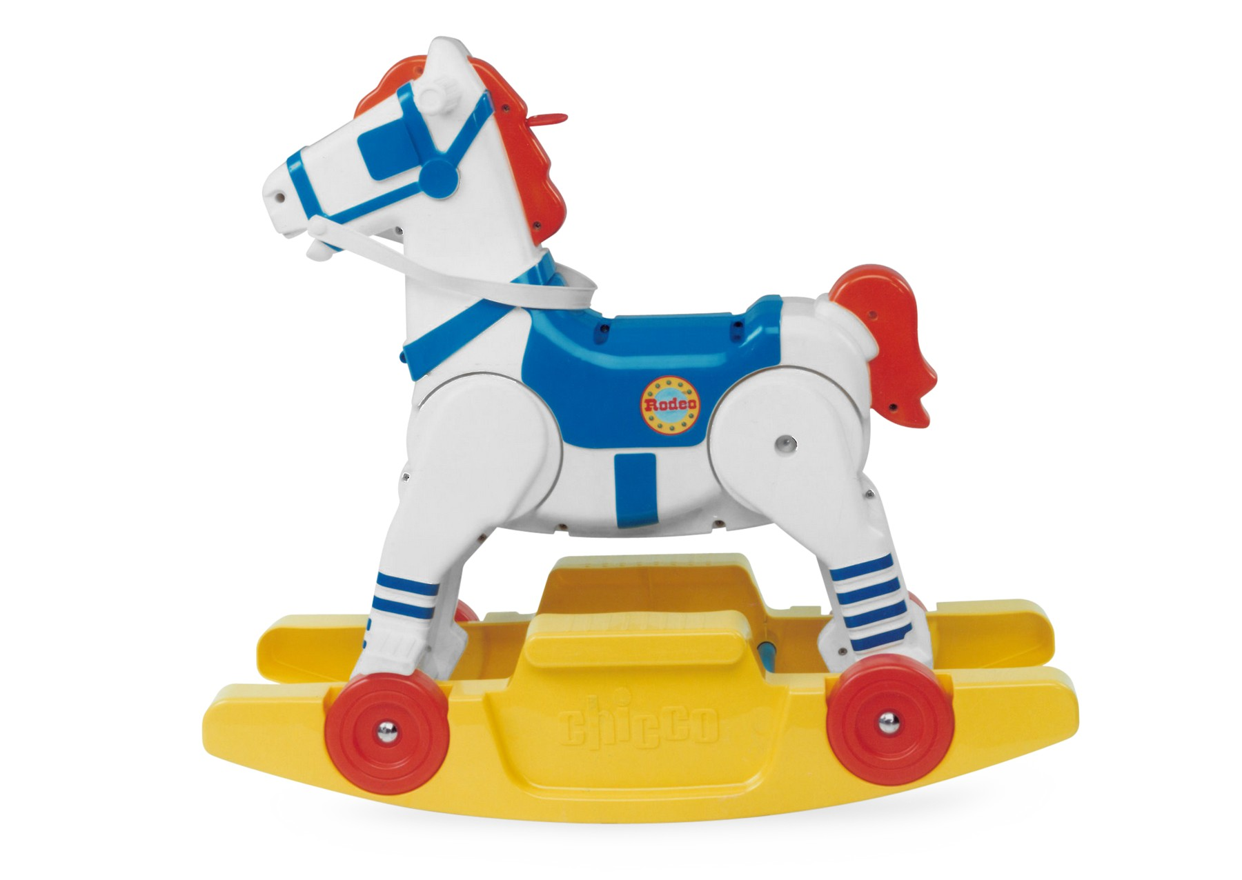 Chicco Rodeo Dondolo.Baby Chicco Rodeo