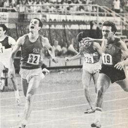 44. Atletica leggera. Giovanni Buongiorni ai Campionati italiani