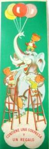 """crema dental """"El elefante blanco"""""""