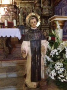 San Juan Macías fue beatificado en 1975