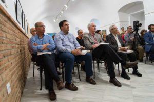 Un momento de la presentación (Foto: Comunicación Junta de Extremadura)