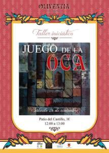 """Museo Etnográfico. """"González Santana"""". Olivenza. Extremadura. Oliventia. Juego-de-la-oca"""
