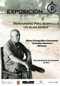 Bernardino Píriz, uno de los más reconocidos ganaderos de reses bravas de Extremadura