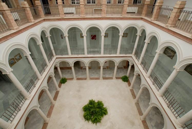 """Vista general """"Casa de las Aguas"""""""