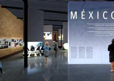 Mexico Pavilion at the 14th Venice Architecture Biennial