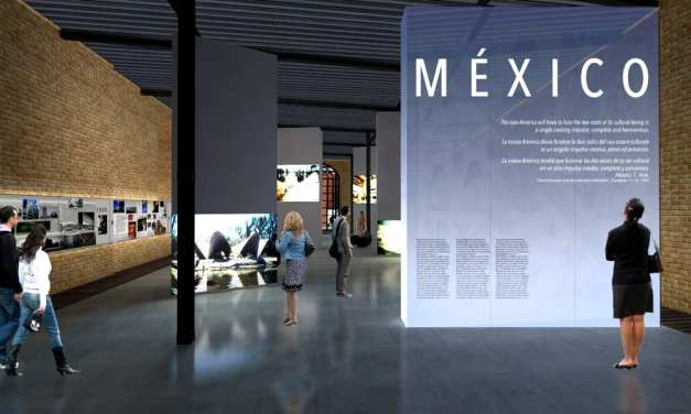 Mexico Pavilion at the 14th Venice Architecture Biennial