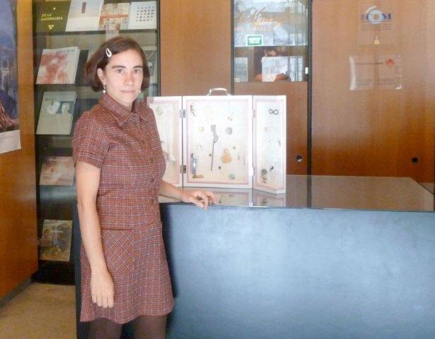 Nerea de Diego. NO SACRED PLACE. Objetos portátiles. Exposiciones Museo Gustavo de Maeztu