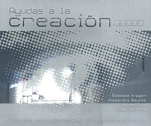 Ayudas a la creación 2006. Catalogos museo Gustavo de Maeztu