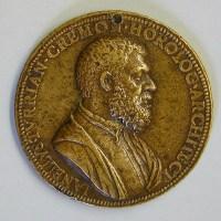 La Fundación Juanelo Turriano reproduce una medalla de Jacomo Nicola da Trezzo del Museo Lázaro Galdiano