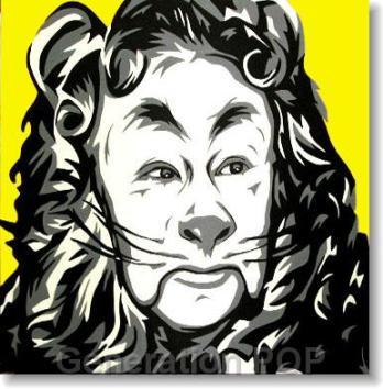 OZ - Cowardly Lion