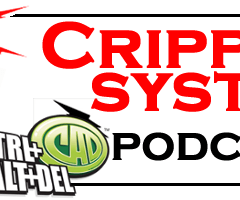 Crippled System: Episode 36 – CTRL+ALT+DEL