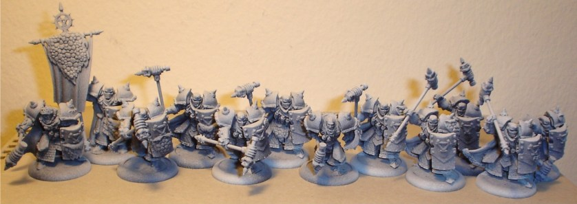 09 Undercoated unit