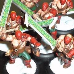 Baffo's Red Army of DOOM 05 –  Vanilla Reavers