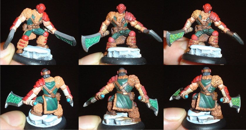 09 Doom hunters Color