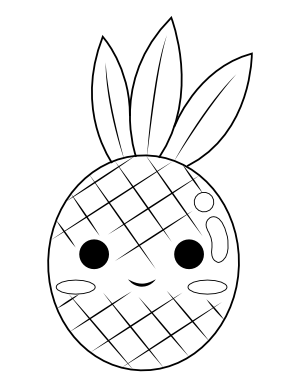 Free Printable Cute Coloring Pages Page 6