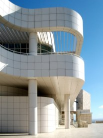 Getty Center, Los Angeles, USA. I was in LA seeing wealthy art collectors. One of them described the Getty Center as the modern day Olympus. He was right. Thanks to my client for giving me the opportunity to go there.
