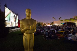 2013 Oscars Outdoors