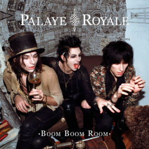 PALAYE ROYALE BOOM BOOM ROOM cover