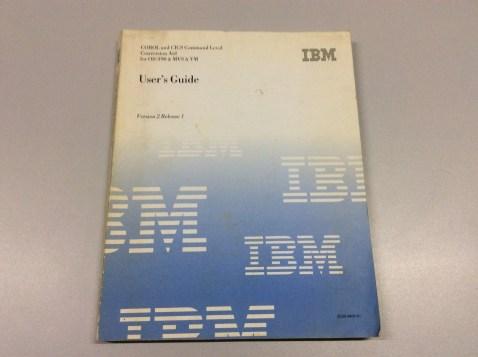 1998   COBOL CICS AID