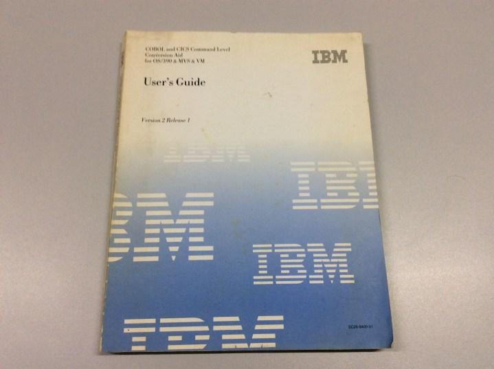 1998 | COBOL CICS AID