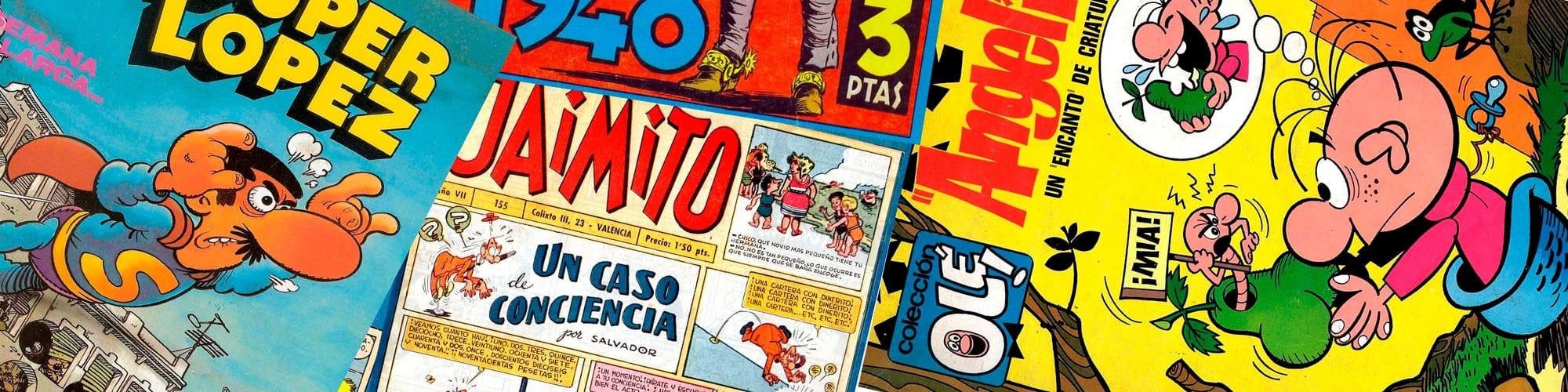 Museo del cómic: agenda y eventos