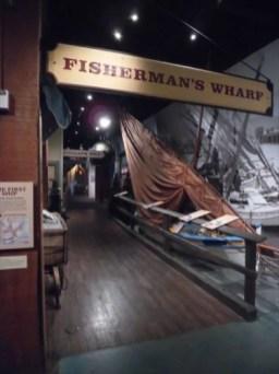 フィッシャーマンズ・ワーフの歴史を紹介しています