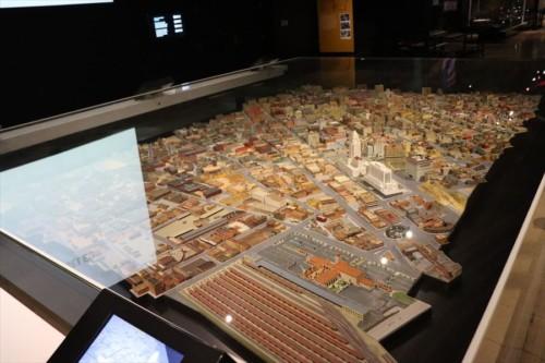 街並み模型