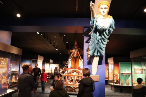 船の展示室