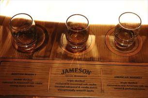 アメリカやスコットランドのウイスキーとの比較