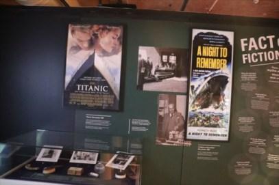 映画などに関する展示
