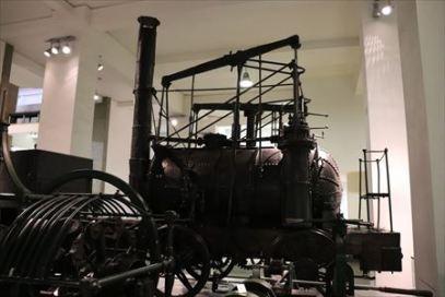 """現在残っている最古の蒸気機関車""""Puffing Billy"""""""