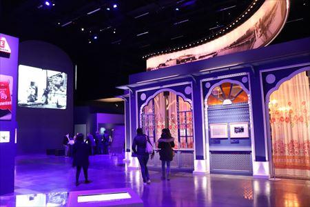 世界初の映画館。グラン・カフェの再現のようです