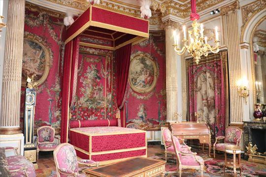 ナポレオン3世の居住区画