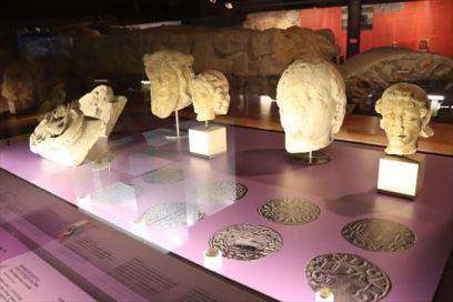 ローマ時代のコインの紹介