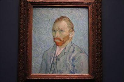 有名なゴッホの「自画像」